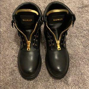 Balmain boots size 40